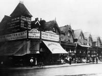 Merton Road, Wimbledon:  No.12 ( now 80 The Broadway )