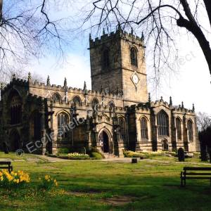 Ecclesfield Parish Church of St Mary's