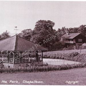 Chapeltown Park & Bandstand