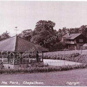 Chapeltown Park & Bandstand