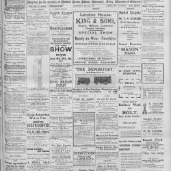 Hereford Journal - 30th May 1914