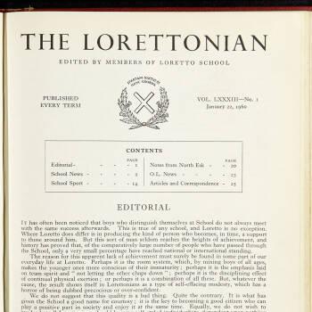 1960 Volume 83