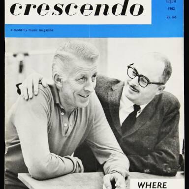 Crescendo 1962 August