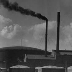 Oil Depot, Near River Mouth, South Shields