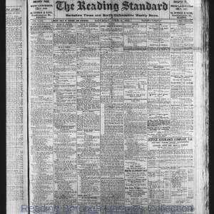 Reading Standard Etc 04-1918