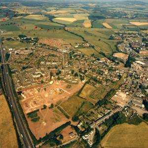Li14980f Aerial photo of Ross-On-Wye 1989.jpg