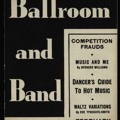 Vol.1 No.4 February 1935