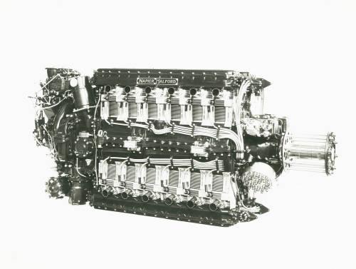 Dagger III engine: Napier