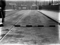 Wimbledon Bridge, Broadway, Wimbledon:  New Road Surfacing