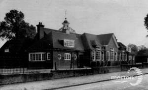 Morden Primary School, London Road