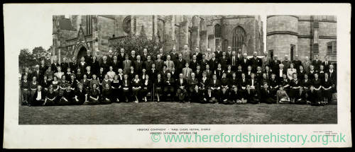 Three Choirs Festival Chorus 1949