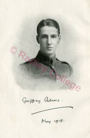 WW1 AdamsGHC-book1