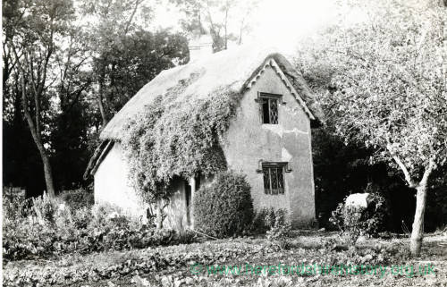 Baynton Wood, David Cox's Cottage
