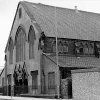 Baptist Church, Litherland Road, Bootle, 1987