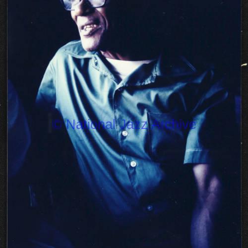 Bob Geddins, 1971.