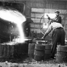 Chas Taylor Foundry