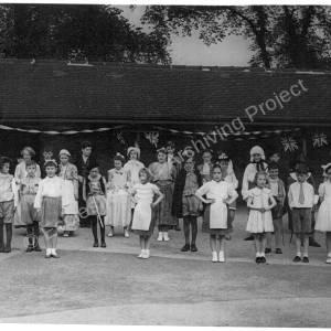 High Green Primary School scholars 1953. 1.