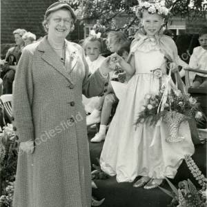 1956. 46th May Queen Patricia Whitham (a)