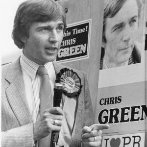 Chris Green Liberal candidate