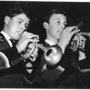 Chapeltown Silver Prize Band Rehearsals 1960s