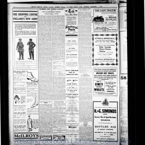 Reading Mercury Oxford Gazette 09-1918