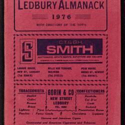 Tilley's Ledbury Almanack 1976