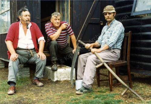005 Peter Exley, Bernard Lyles & Frank Richardson