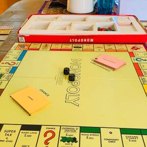 Playing more family games