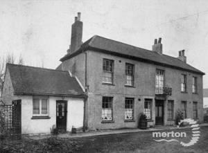 Morden House, Merton Park