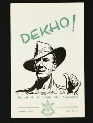 DEKHO! The Journal of The Burma Star Association - Issue No. 047, Year 1966