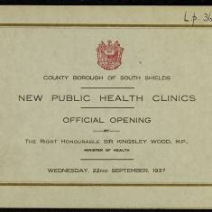 New Public Health Clinics