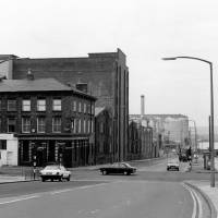 Miller's Bridge, Bootle, 1980s