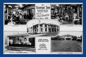Epsom Road, Morden: George Inn