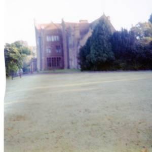 Brockhampton Court Hotel exterior, 1984