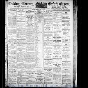 Reading Mercury Oxford Gazette 05-1917