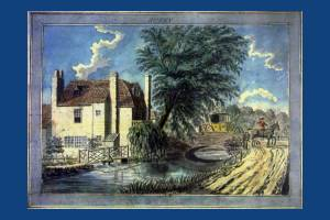 The Five Bells, Colliers Wood. Later known as the Six Bells