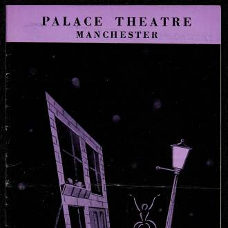 Palace Theatre, Manchester, April 1964