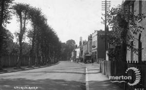 Church Road, Mitcham