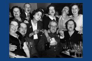Naval Association social event at Merton Public Hall
