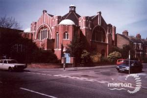 Raynes Park Methodist Church