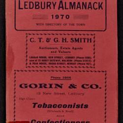 Tilley's Ledbury Almanack 1970