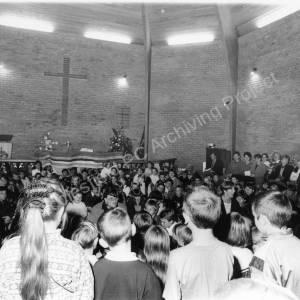 Chapeltown Methodist Church 1990's