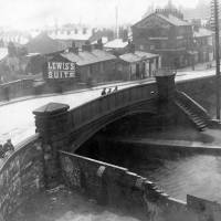 Coffee House Bridge, Bootle, 1930s