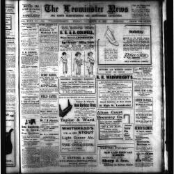 Leominster News - November 1915