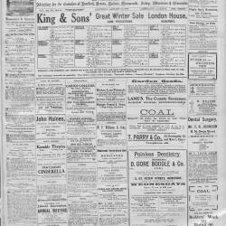 Hereford Journal - 17th January 1914