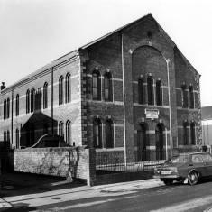 Bapist Chapel, Jarrow