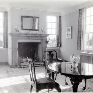 Wordsworth Parlour, Brinsop Court, Herefordshire