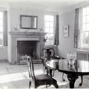 Wordsworth Parlour, Brinsop Court, Herefordshire