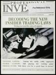 Professional Investor 1994 April