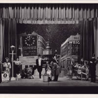 Photograph - 1951 Gaiety Whirl - performance